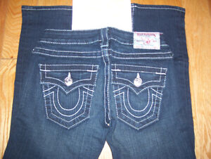 Huge Lot of Womens True Religion Jeans 6 Total Size 24 + 25 Cambridge Kitchener Area image 1