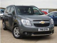 CHEVROLET ORLANDO 2.0 LT VCDI 130BHP 1 FORMER KEEPER FROM NEW + SERVICE HISTORY