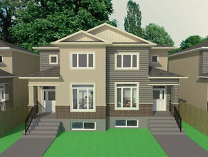 BRAND NEW TWO STORY HOME WITH SEPARATE ENTRANCE TO BASEMENT