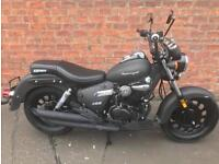 NEW Keeway Superlight 125 LTD learner legal own this bike for only £10.15 a week
