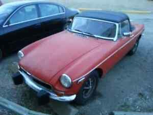 MGB parts for sale, lots and lots of parts.