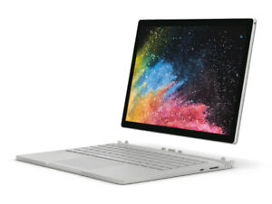 ⭐OPEN BOX MICROSOFT SURFACE BOOK 2 13''⭐ WITH  WARRANTY