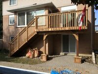 Architectural Drafting & Deck Permit Drawings