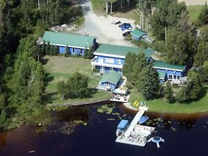 Waterfront Home in Gogama