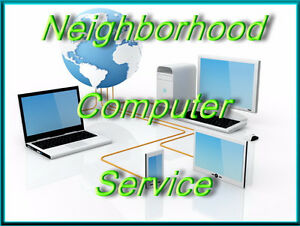 Affordable Neighbourhood Computer Service