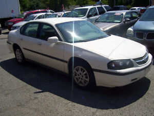 2005 Chevrolet Impala - CERTIFIED/EMISSIONS