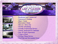 Affordable Thorough Cleanings for Houses and Businesses