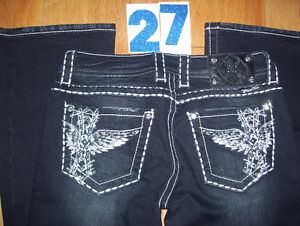 Huge Lot of Womens Miss Me Jeans 7 Total Size 26 + 27 Cambridge Kitchener Area image 5