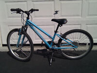 """Norco Groove Bicycle 18 Speed with 24"""" Wheels V-brakes Excellent"""