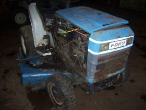 Ford LGT 165 Tractor