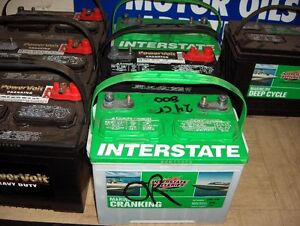 Interstate Marine/RV Deep Cycle Batteries London Ontario image 5