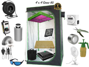 COMPLETE Grow Kits on SALE - Tent, Lighting, and more!