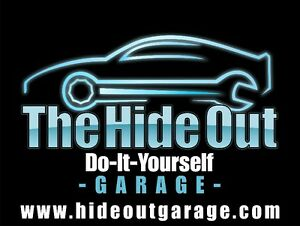 The HideOut - Regina's Do-it-Yourself Garage
