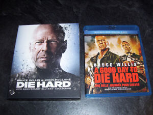 Films Blu Ray - x men-die hard-magic mike