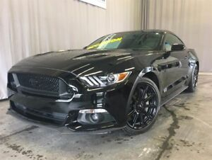 Ford Mustang 2dr Fastback GT BLACK PACK 2016