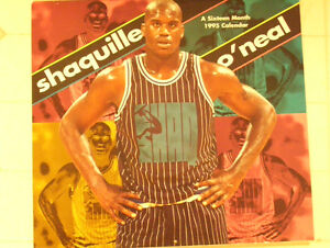 1995 Shaquille O'Neil