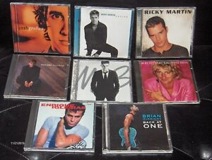Assorted Music CD's