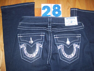 Huge Lot of Womens True Religion Jeans 5 Total Size 28, 29, 31 Cambridge Kitchener Area image 3