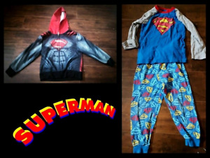 Superman, Size 4, Toddler Clothing Lot.