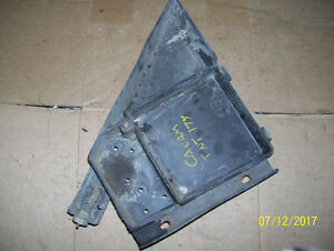 Can Am TNT175 airbox cover side cover silencer cover
