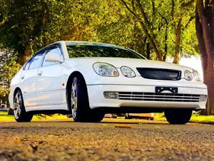 1997 Toyota aristo VERTEX edition