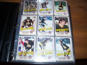 1981-82 OPC Hockey Cards 374 of the 396