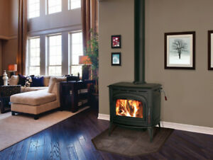 BOXING WEEK FIREPLACES! THERMOSTATIC WOOD STOVES AND MORE!