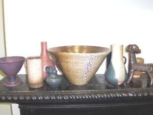 DEICHMANN NEW BRUNSWICK POTTERY WANTED, PAYING CASH NOW