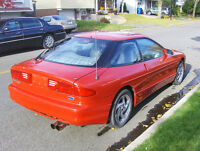 1993 Ford PROBE GT Manual  Gray Leather Hatchback