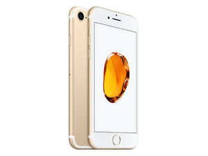 Apple iPhone 7 - 256gb - Telus - Gold (BRAND NEW/NEVER USED)