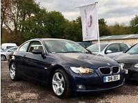 2007 BMW 3 Series 2.5 325i SE 2dr