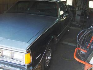 84 Chevrolet Caprice - 2 Door