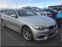 BMW 420 2.0TD ( 184bhp ) Auto d xDrive M Sport