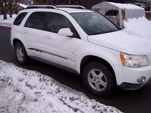 2009 Pontiac Torrent Sport AWD  4X4  **** Aubaine ***