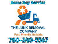 Low rate JUNK REMOVAL & FREE SCRAP CAR REMOVAL 780 240 5567