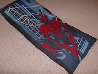 CHILDS SPIDERMAN BODY PILLOW