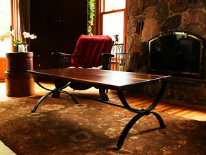 Coldstream Woodworking - Custom Live Edge and Traditional Tables London Ontario image 1