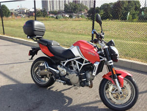 Aprilia Mana 850 RED (AS IS)