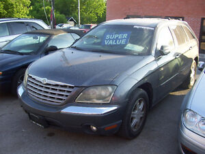 2004 Chrysler Pacifica -AS IS SPECIAL -VALID EMISSIONS TEST INCL