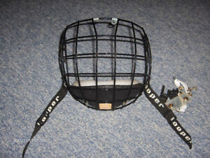 grille de casque de hockey COOPER