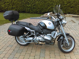 IMPECCABLE!!! BMW R1100R 2000 RARE