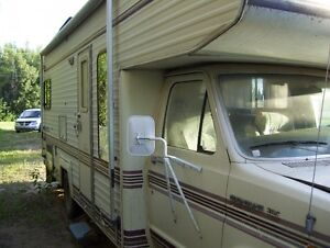 1987 FORD MOTORHOME 26 FT
