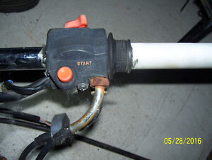 Honda Goldwing 1100 CB900 CB750 CB650 kill switch throttle cable