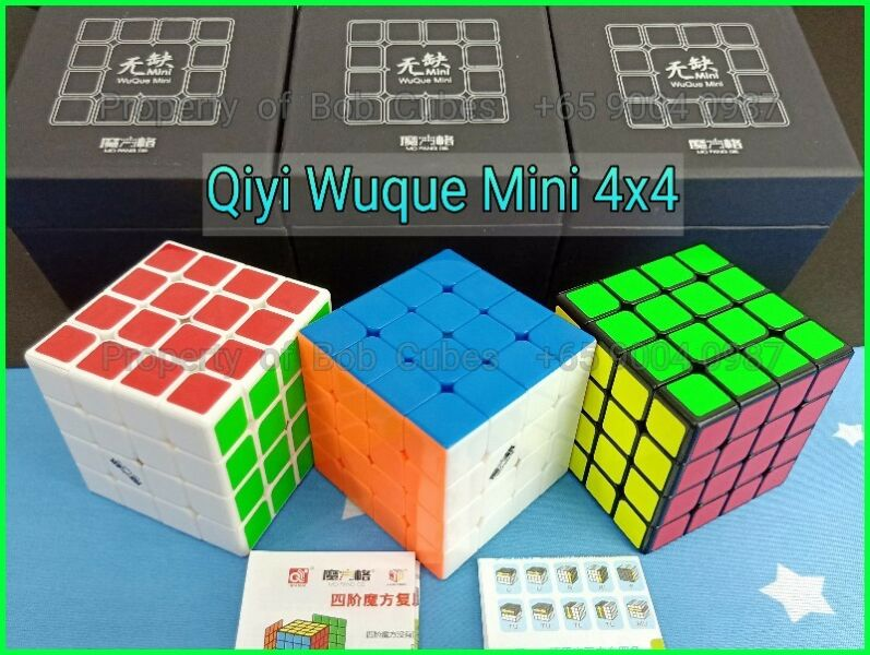 >> Qiyi Wuque Mini 4x4 for sale in Singapore