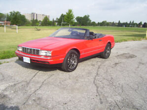 1989 CADILLAC ALLANTE    Sell or Trade
