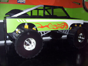 MONSTER  TRUCK  Single  Bed Cambridge Kitchener Area image 5
