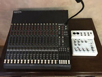 Mackie 16 Chanels Mixer