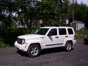 2010 Jeep Liberty Limited VUS 4X4
