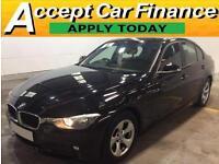 BMW 320 2.0TD d Efficient Dynamics 2013MY d EfficientDynamics FROM £67 PER WEEK!