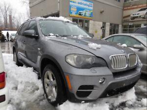 BMW X5 xDrive35d 2011 LCI FOR PARTS